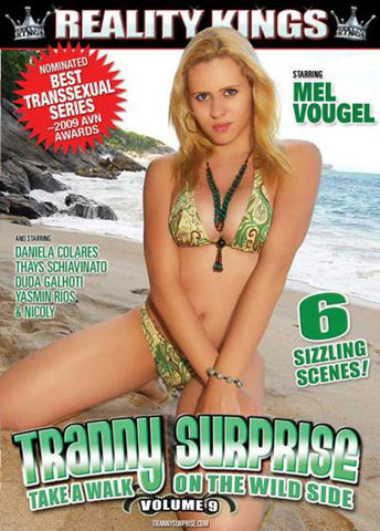 Cheap Tranny Surprise 9 porn DVD