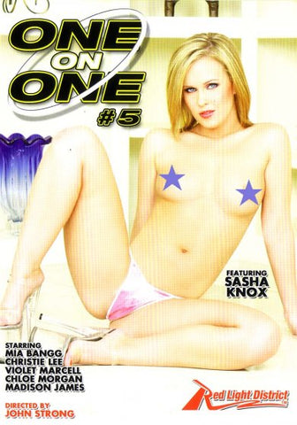 Cheap One On One 5 porn DVD