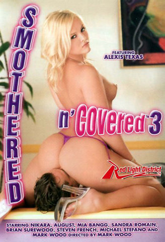 Cheap Smothered N' Covered 3 porn DVD