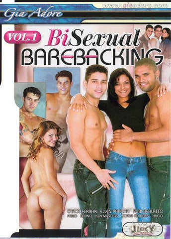 Cheap Bi Sexual Barebacking 1 porn DVD