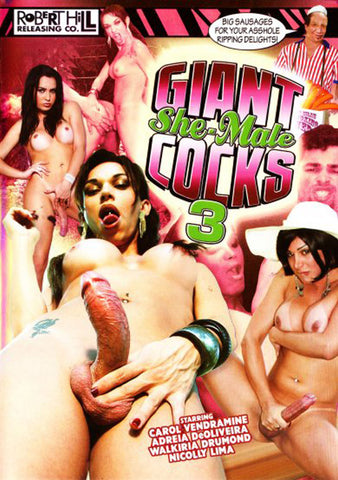 Cheap Giant She-Male Cocks 3 porn DVD