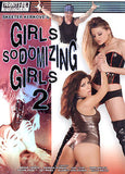 Cheap Girls Sodomizing Girls 2 porn DVD