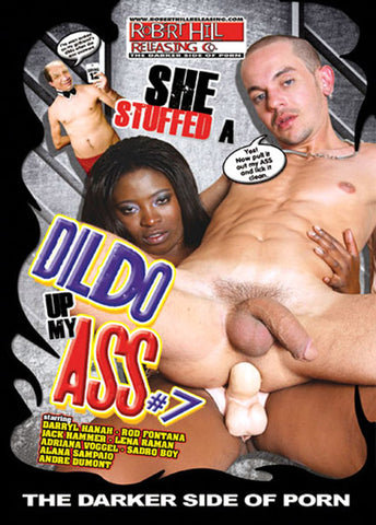 Cheap She Stuffed A Dildo Up My Ass 7 porn DVD