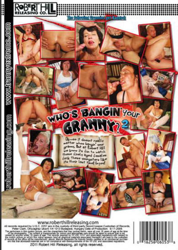 Granny Fucked Young Cock