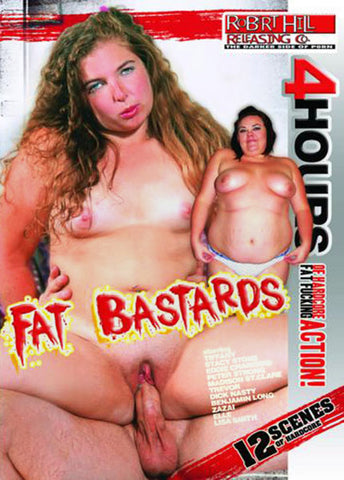 Fat Bastards XXX Adult DVD
