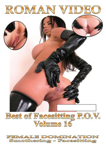 Best Of Facesitting Pov 16 XXX Adult DVD
