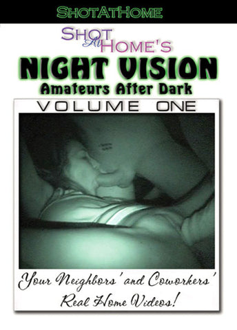 Cheap Night Vision: Amateurs After Dark 1 porn DVD