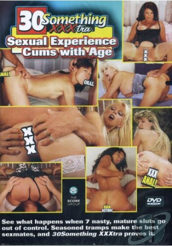 Cheap 30 Something XXXtra porn DVD