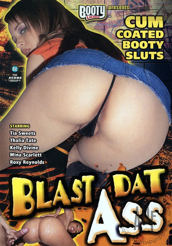 Cheap Blast Dat Ass porn DVD