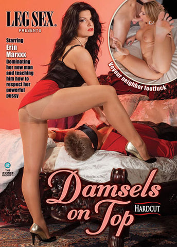 Cheap Damsels On Top Hardcut porn DVD