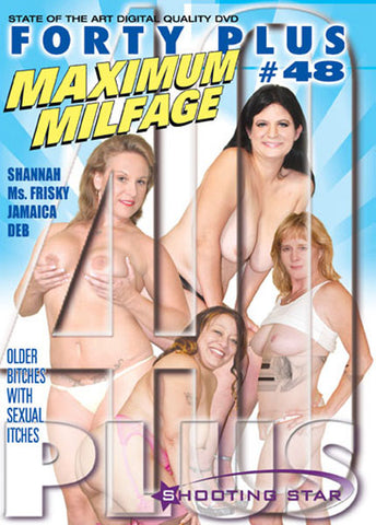 Cheap Forty Plus 48: Maximum Milfage porn DVD