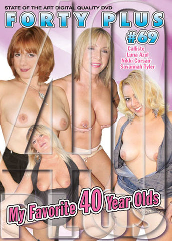 Cheap Forty Plus 69: My Favorite 40 Year Olds porn DVD