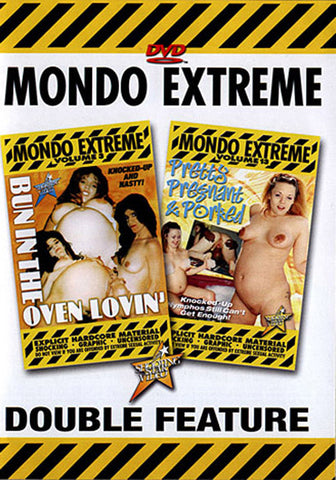 Mx 3 & 13 Bun In The Oven Lovin & Pretty,Pregnant XXX DVD