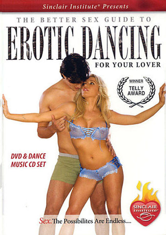 The Better Sex Guide to Erotic Dancing for Your XXX Adult DVD