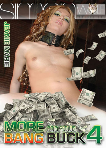 Cheap More Bang For Your Buck 4 porn DVD