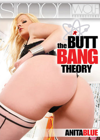 Cheap The Butt Bang Theory porn DVD