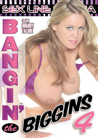 Cheap Bangin' The Biggins 4 porn DVD