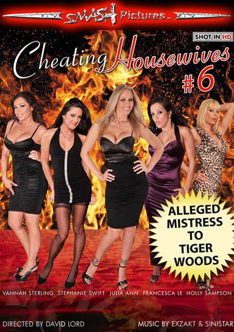 Cheap Cheating Housewives 6 porn DVD