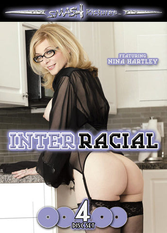 Cheap Interracial 4 Pack 1 (4 Disc Set) porn DVD