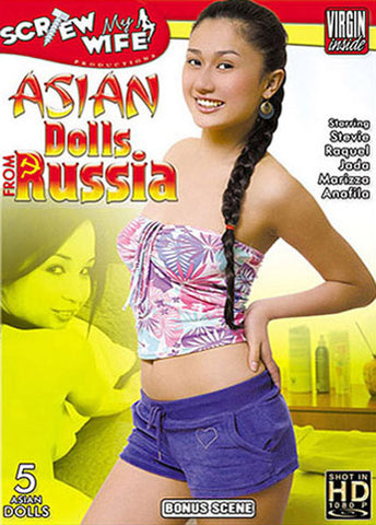 Cheap Asian Dolls From Russia porn DVD