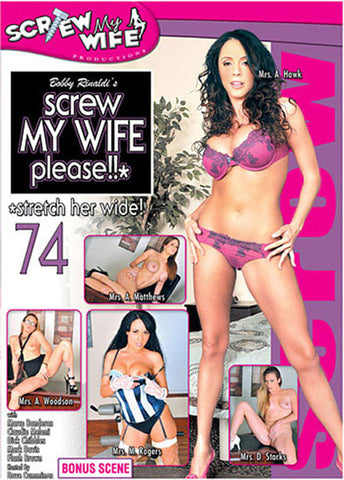 Cheap Screw My Wife Please 74 porn DVD