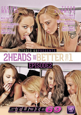 Cheap 2 Heads Are Better Than 1 2 porn DVD