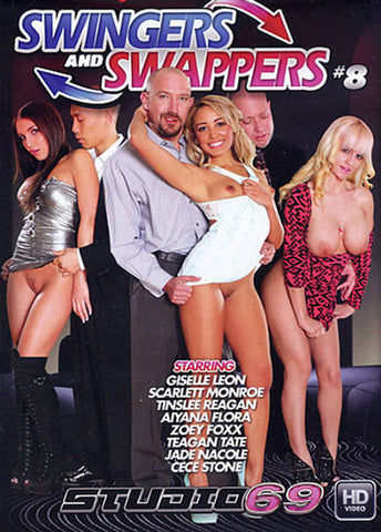 Cheap Swingers And Swappers 8 porn DVD