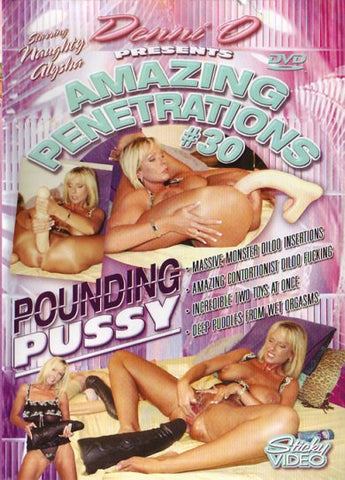 Cheap Amazing Penetrations 30 porn DVD