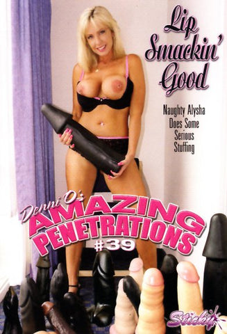 Cheap Amazing Penetrations 39 porn DVD