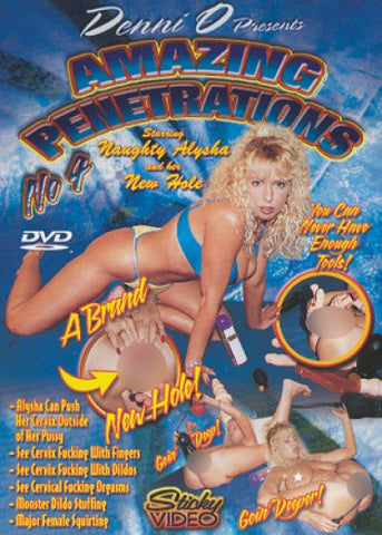 Cheap Amazing Penetrations 4 porn DVD