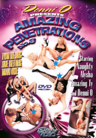 Cheap Amazing Penetrations 8 porn DVD