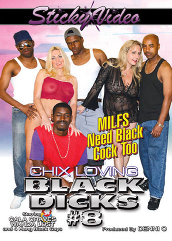 Cheap Chix Loving Black Dicks 8 porn DVD