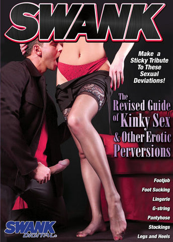 Cheap The Revised Guide Of Kinky Sex porn DVD
