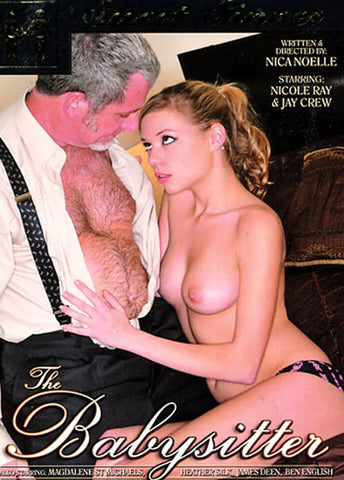 Cheap The Babysitter 1 porn DVD