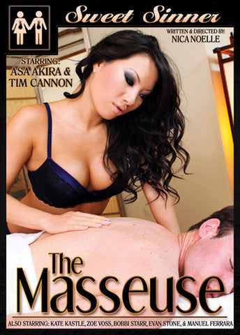 Cheap The Masseuse porn DVD