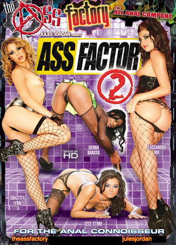 Cheap Ass Factor 2 porn DVD
