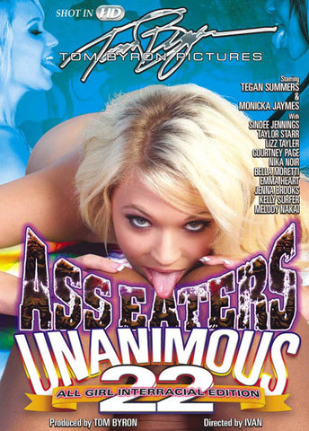 Cheap Ass Eaters Unanimous 22 porn DVD