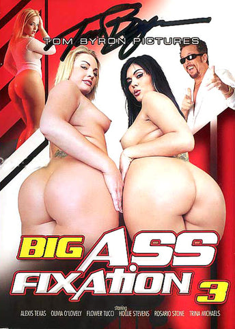 Cheap Big Ass Fixation 3 porn DVD