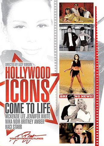 Cheap Hollywood Icons Come To Life porn DVD