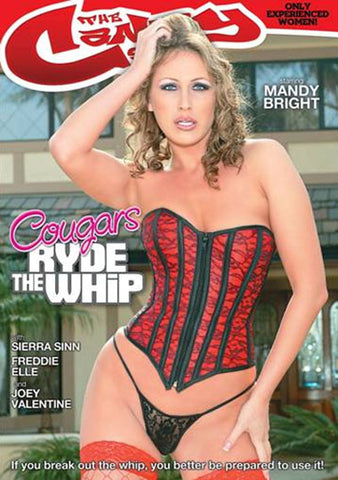 Cougars Ryde The Whip Adult Sex DVD