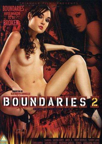 Cheap Boundaries 2 porn DVD