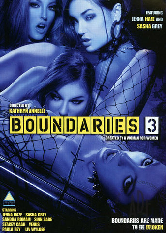 Cheap Boundaries 3 porn DVD