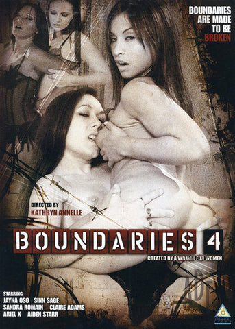 Cheap Boundaries 4 porn DVD