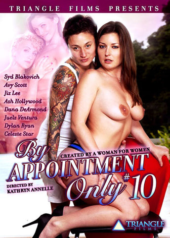 Cheap By Appointment Only 10 porn DVD