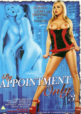 Cheap By Appointment Only 3 porn DVD
