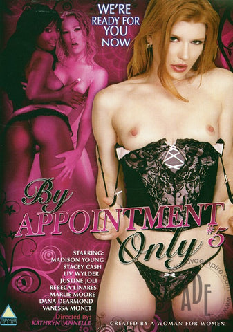 Cheap By Appointment Only 5 porn DVD