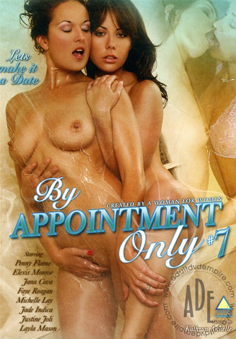 Cheap By Appointment Only 7 porn DVD