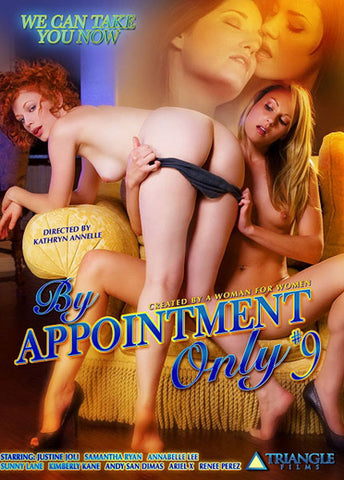 Cheap By Appointment Only 9 porn DVD