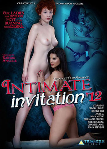 Cheap Intimate Invitation 12 porn DVD