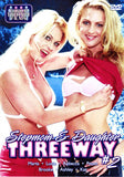 Cheap Stepmom & Daughter Threeway 2 porn DVD